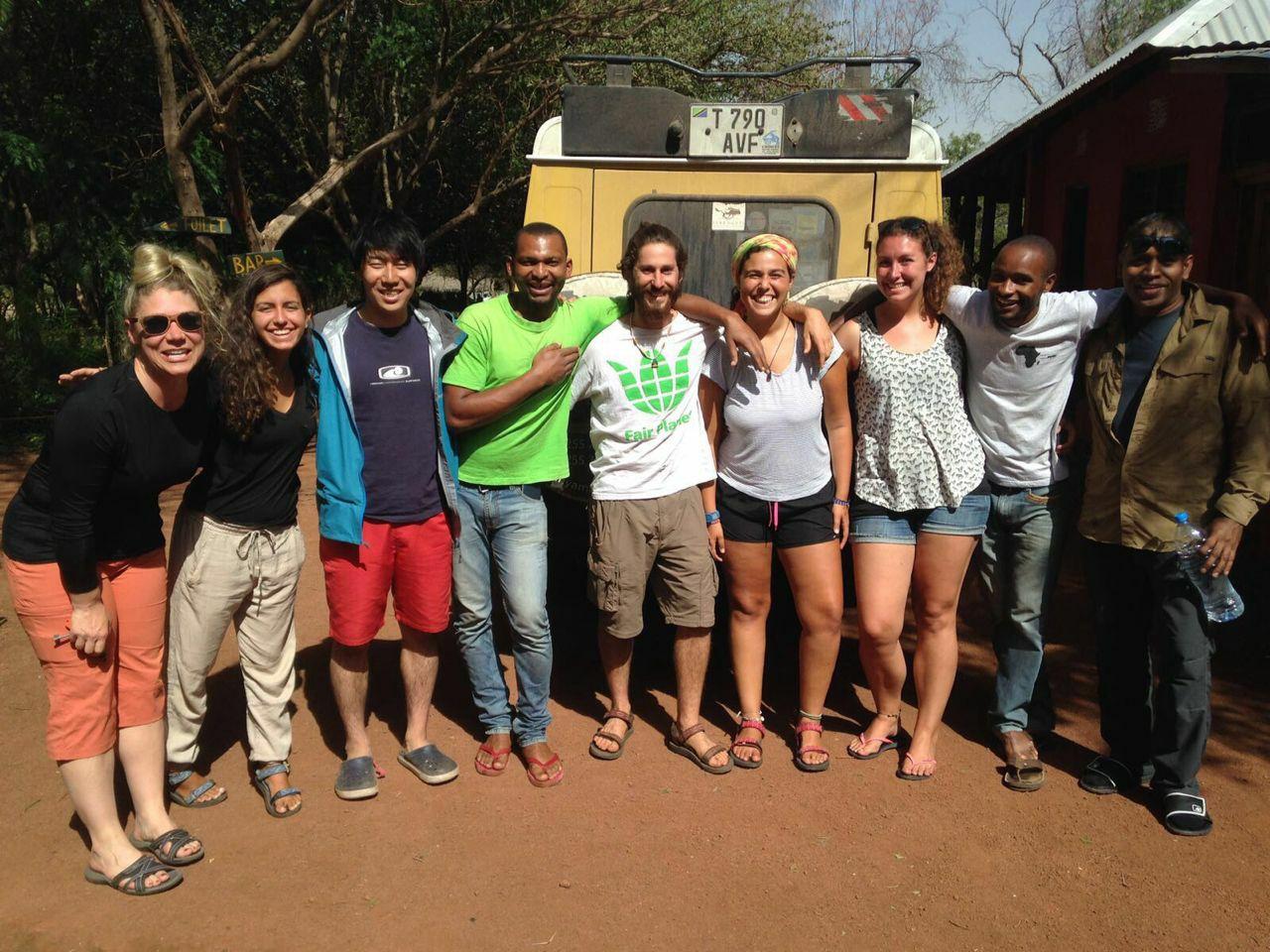 Wanyama african travel safari guest