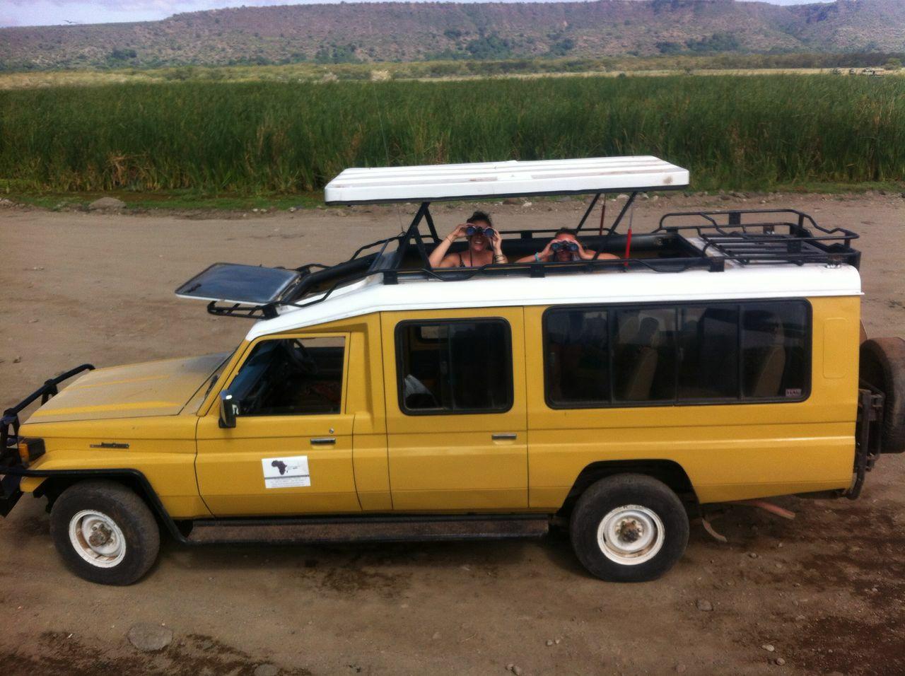 wanyama african safari vehicles